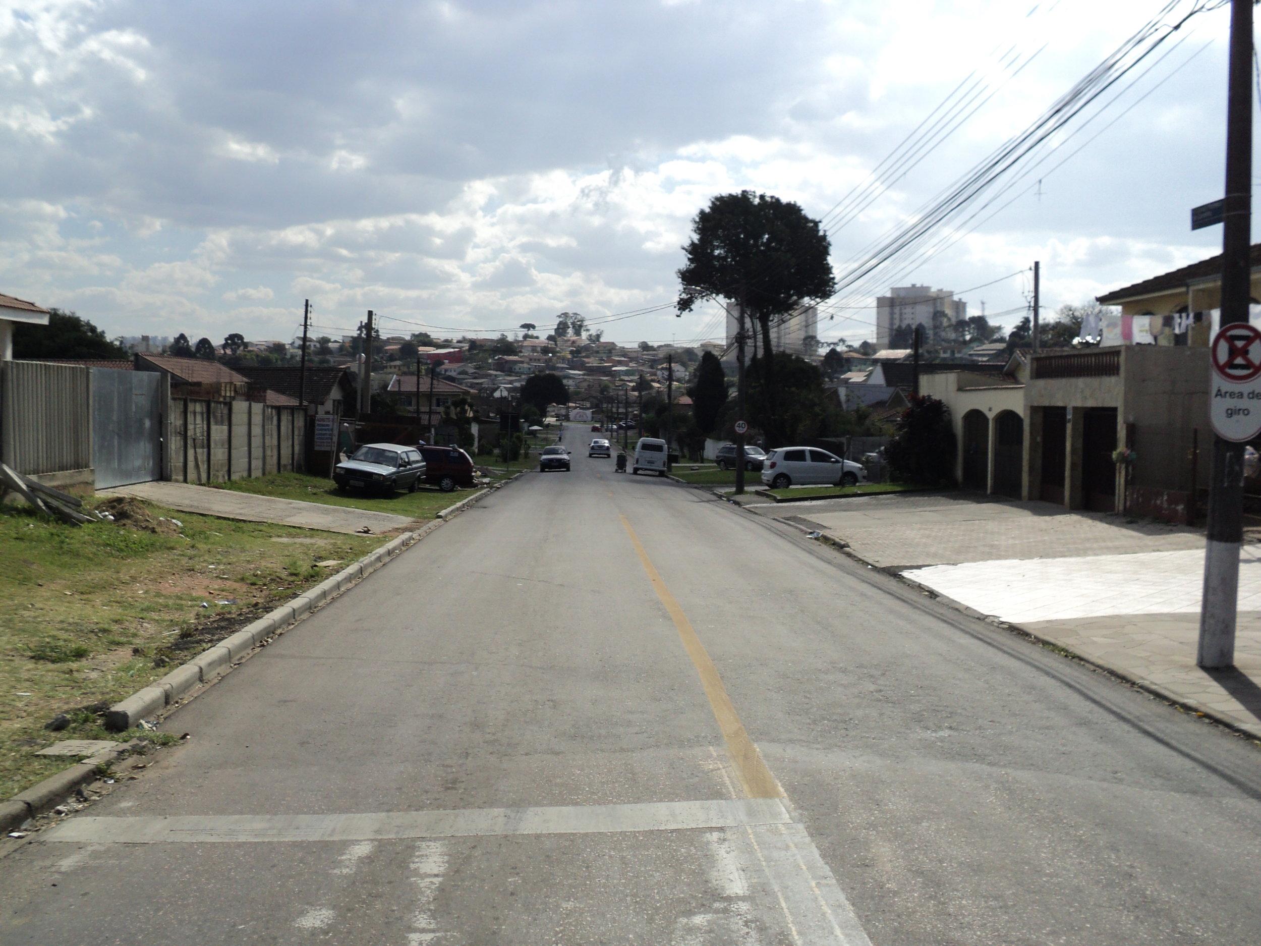 Rua Durval Pacheco de Carvalho - DEPOIS