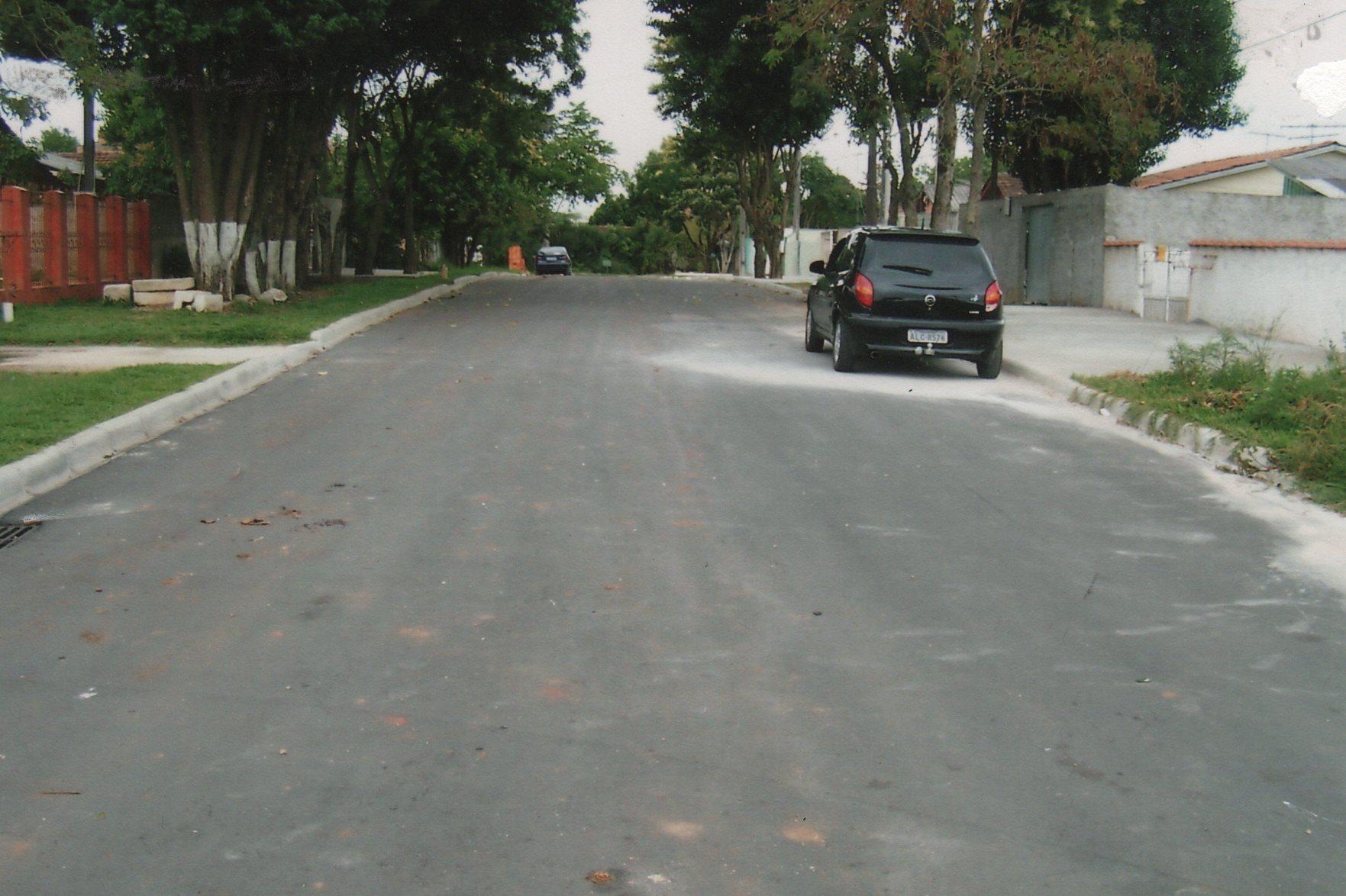 Rua Francisco Vasco Garcia - DEPOIS
