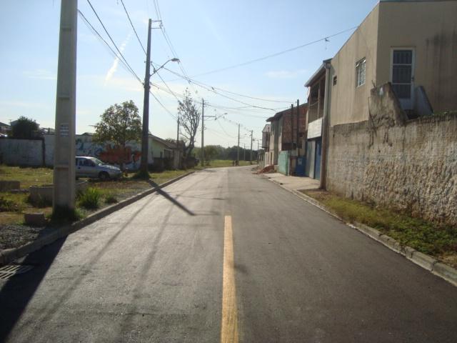 Rua Fraternidade - DEPOIS