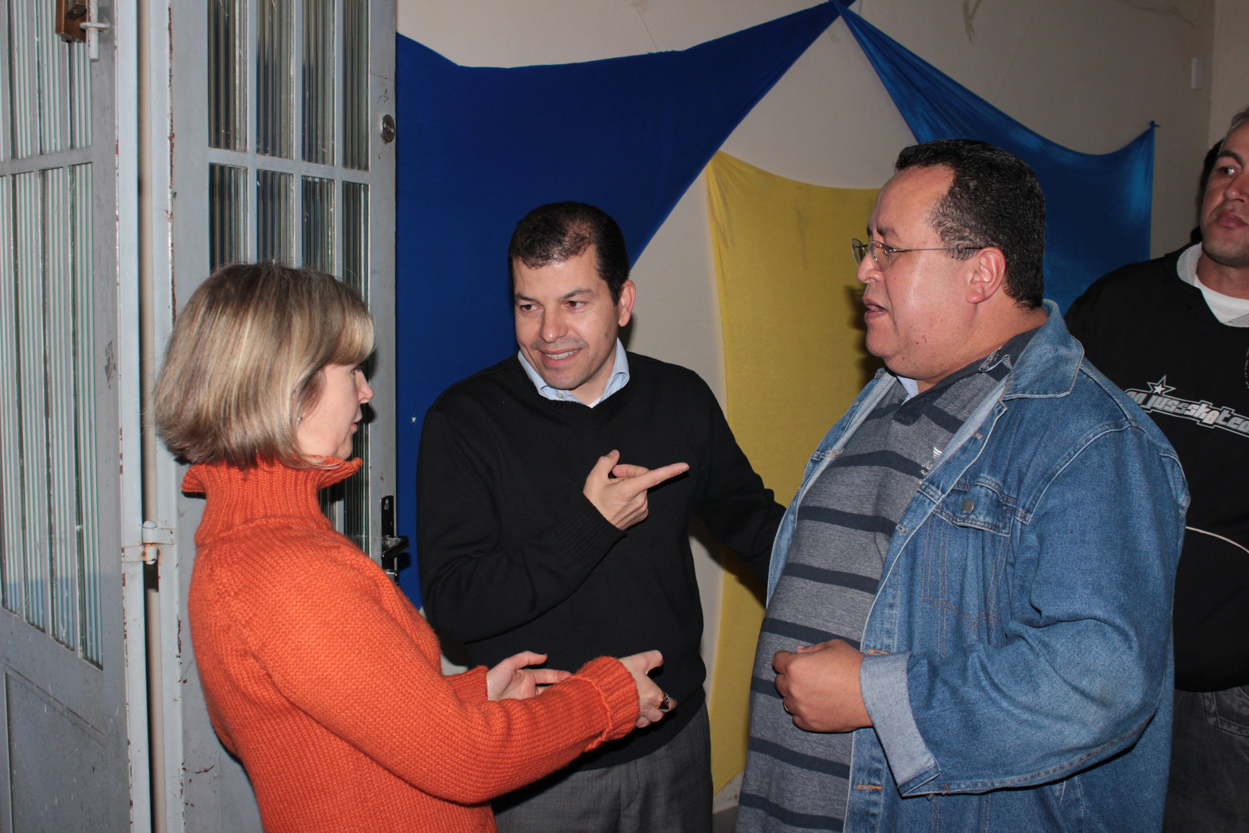 Lancamento Candidatura Serginho 2012 - Salao Rosario de Belem (27).JPG