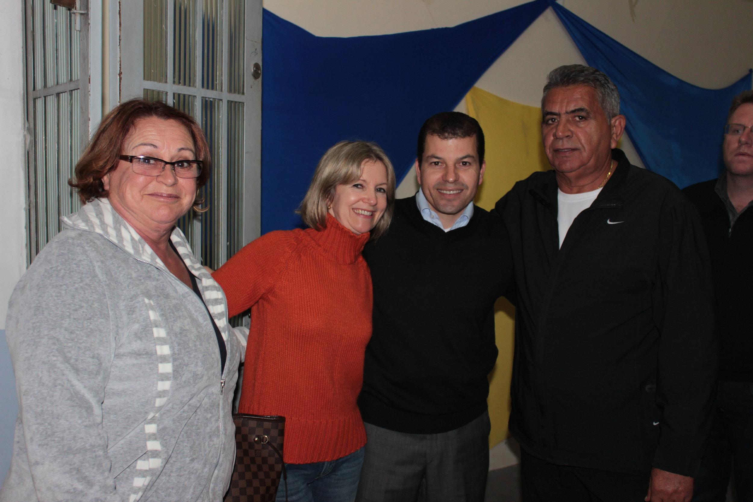 Lancamento Candidatura Serginho 2012 - Salao Rosario de Belem (150).JPG