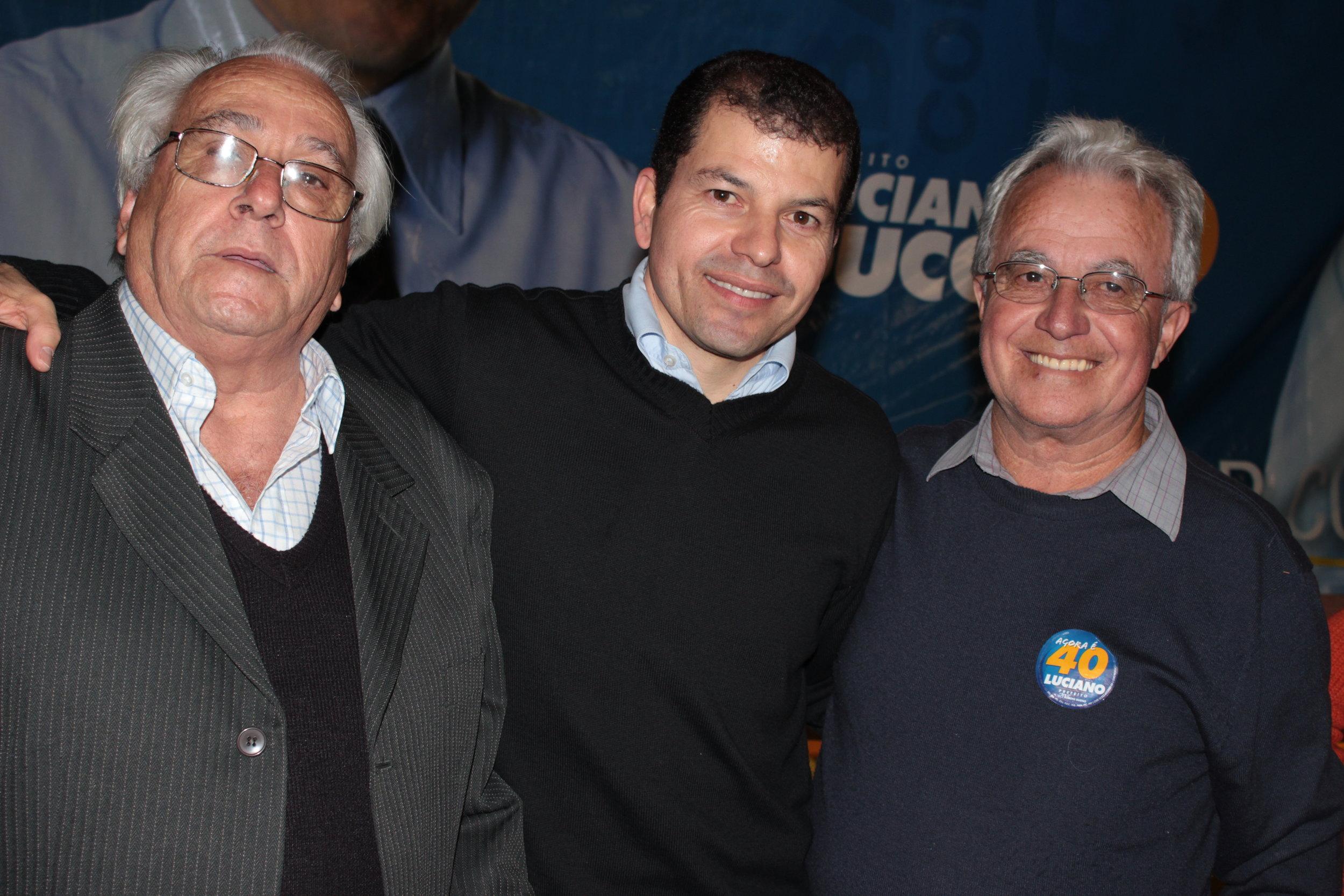 Lancamento Candidatura Serginho 2012 - Salao Rosario de Belem (142).JPG