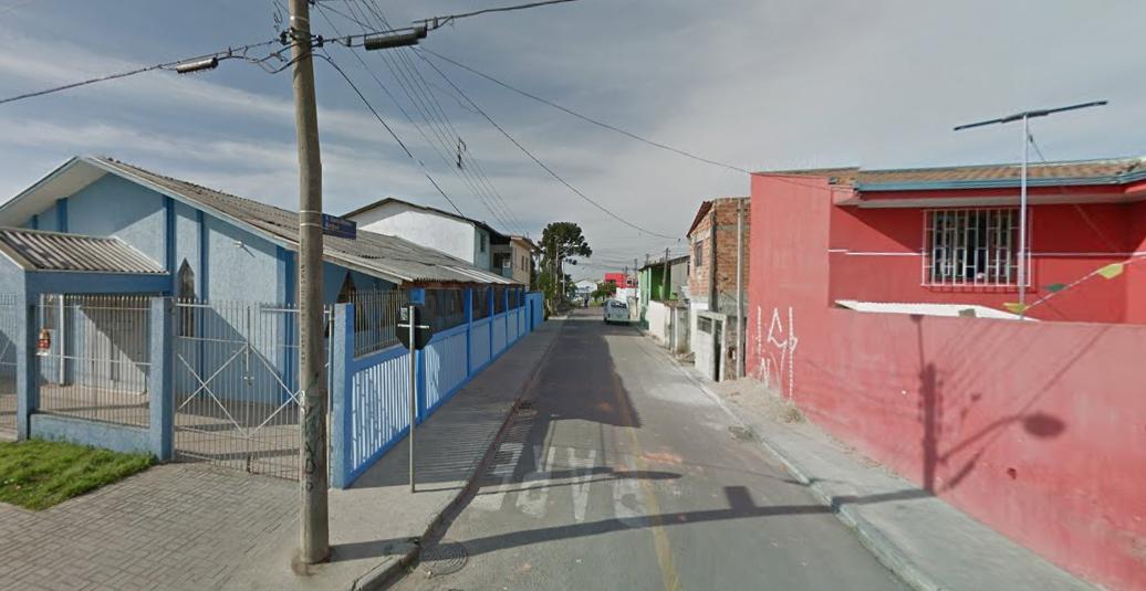 Pavimentação na Rua David Affonso Kreilow - DEPOIS