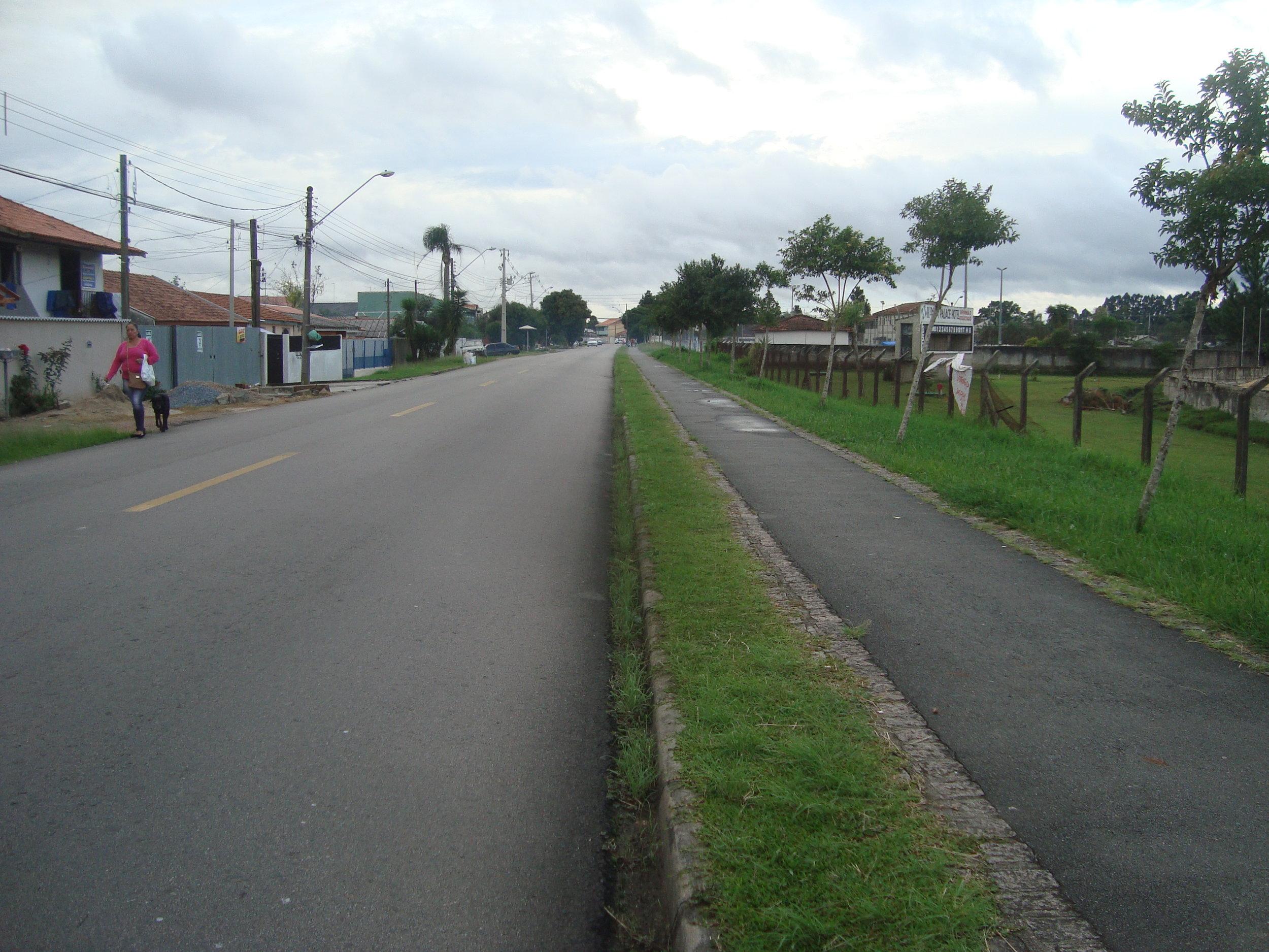 Recapeamento da Rua Antônio Moreira Lopes - DEPOIS
