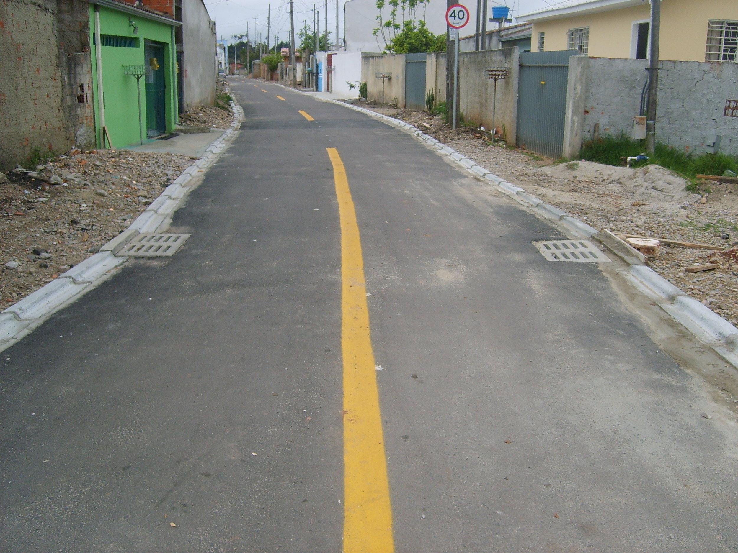 Rua José Manoel Costa Leite