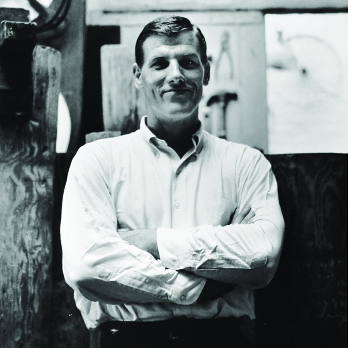 Portrait of William John Kennedy