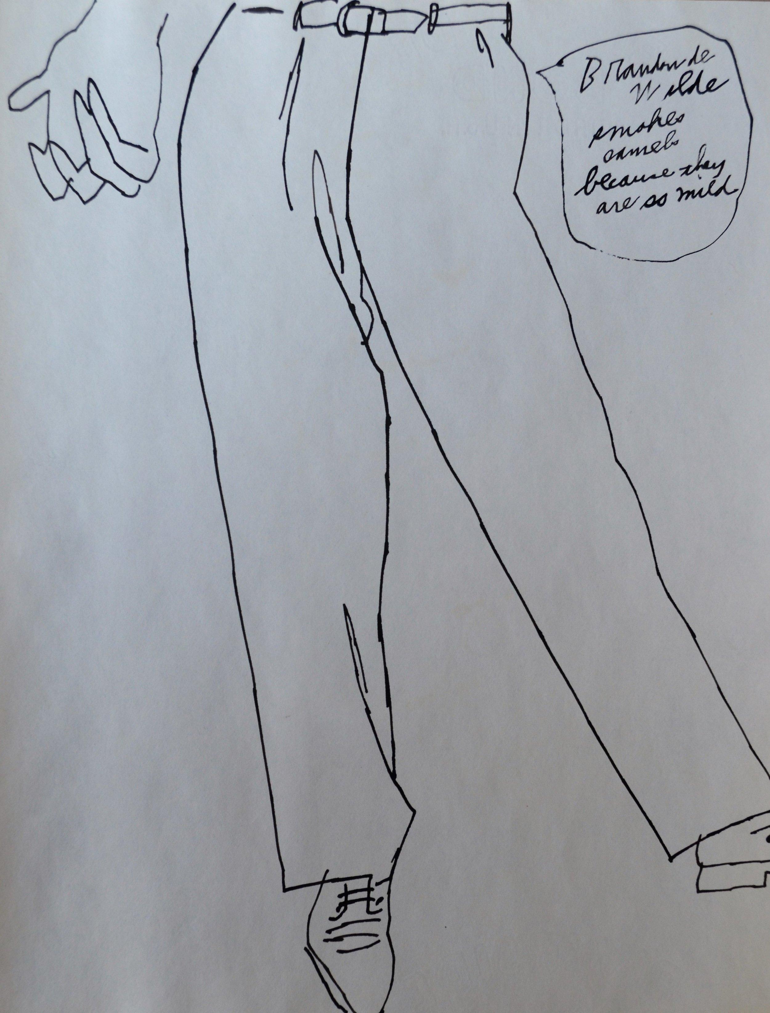 Andy Warhol - Lower Torso