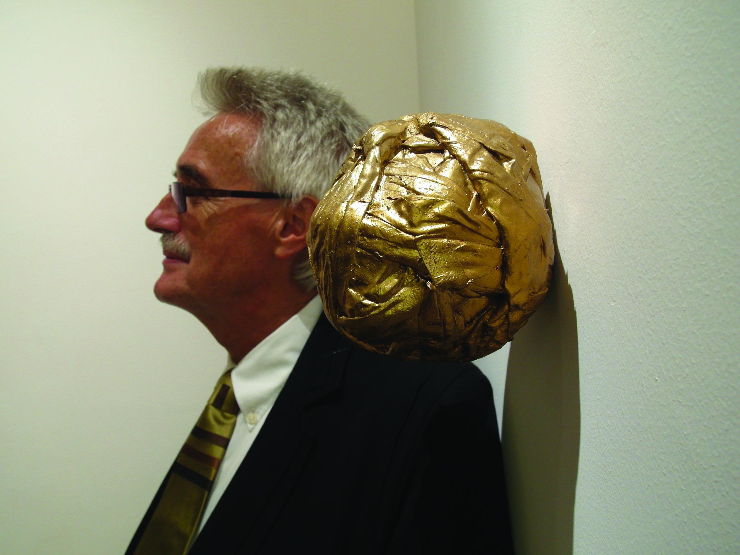 artist portrait of Wayne Warren