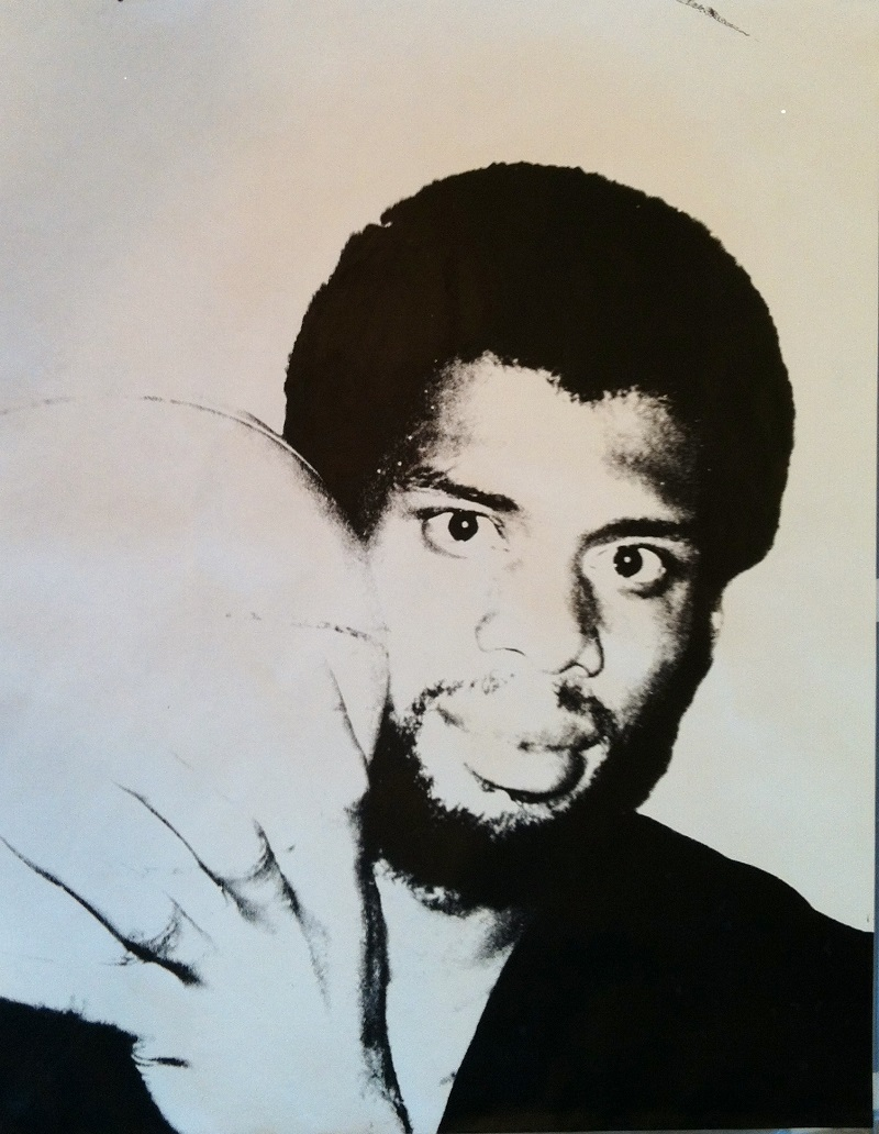 Andy Warhol - Kareem Abdul-Jabbar - Additional Information