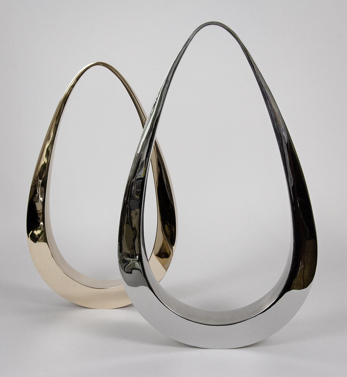 Bronze Pendulum and Stainless Pendulum Tarik Currimbhoy
