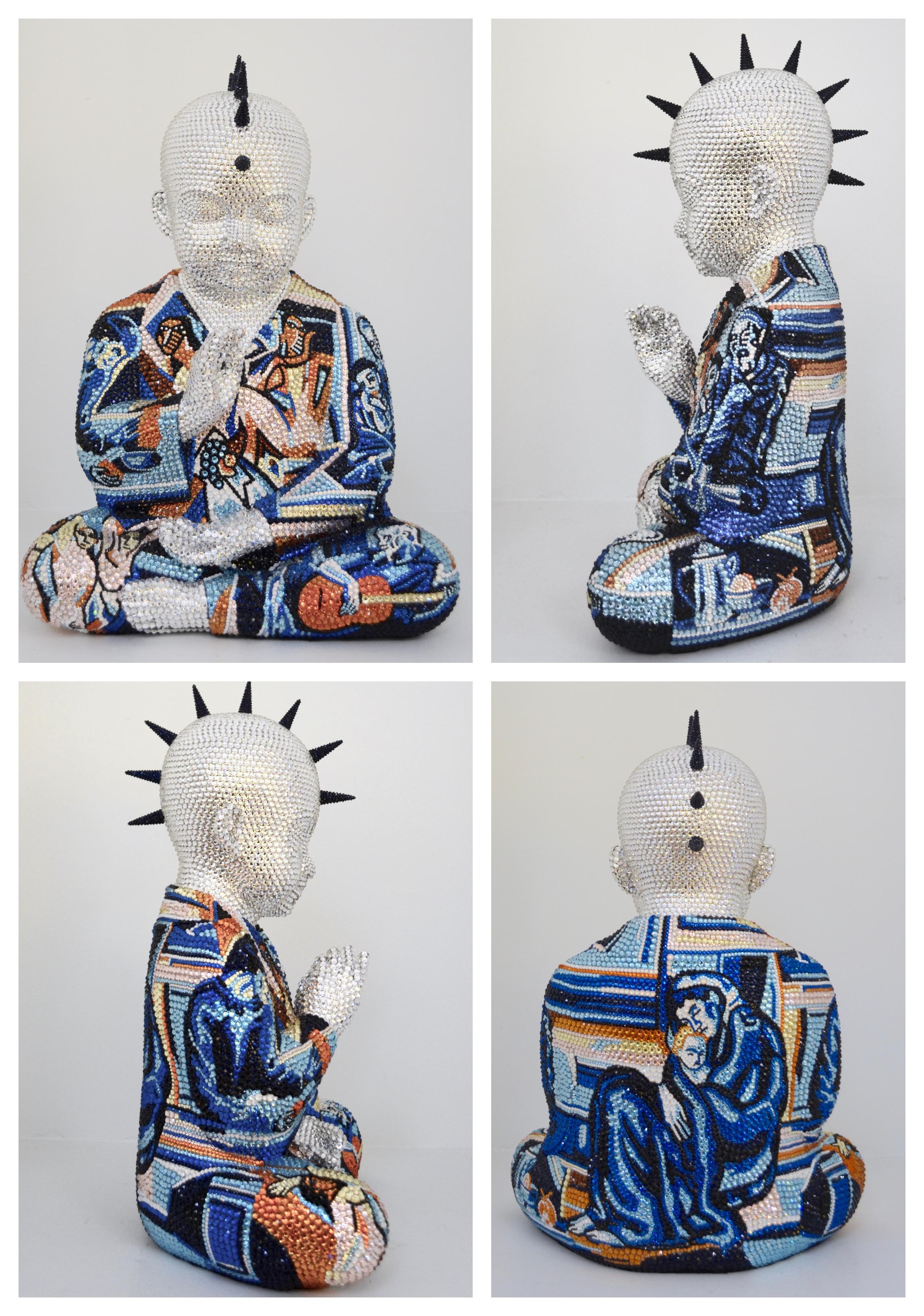 Pablo Picasso Sculpture Metis Atash