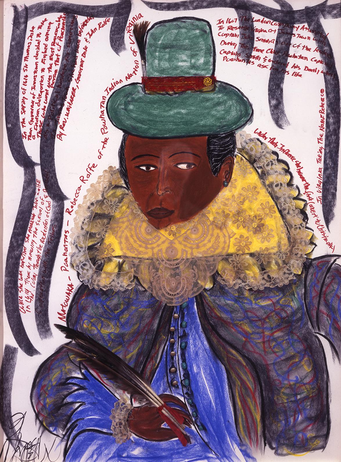 Matowaka (aka Pochantas)