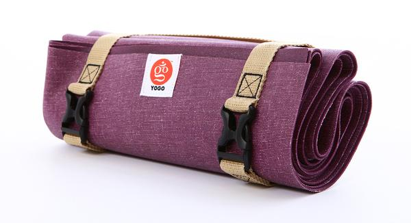 Yogo Travel Mat - Newspaper size! 3 Colours