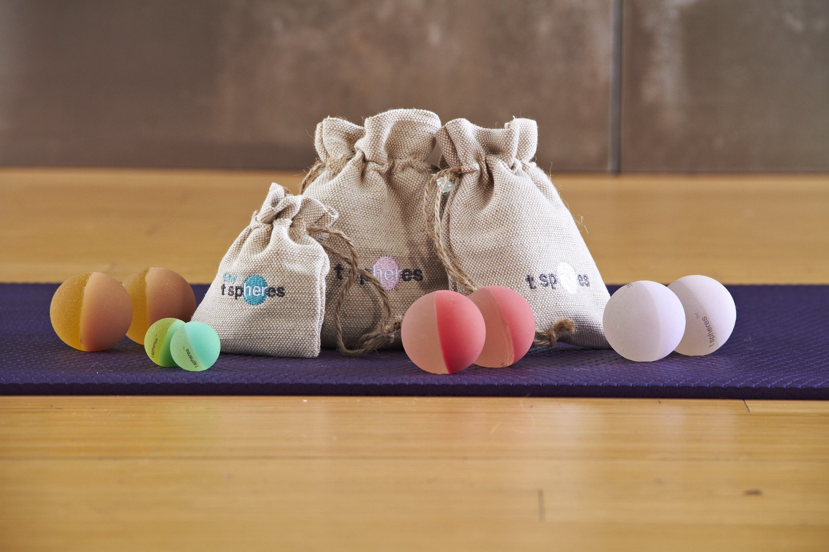 Aromatherapy Infused Massage Balls