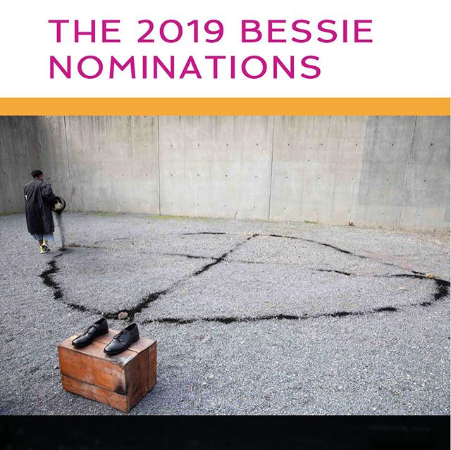 "Three 2019 Bessie nominations?! 😱😱😱 Along with my Bessie nomination for ""Outstanding Breakout Choreographer"", I was thrilled to learn last night that CT&Co's collaboration with @conradtao , ""More Forever"", is also nominated in the ""Oustanding Production"" and ""Outstanding Sound Design / Musical Composition"" category. Really grateful for the remarkable team that has put their life-force behind this work. // Catch ""More Forever"" at @jacobspillow in the last week of July! // Photo by @emwatson.nyc // #moreforever #dance #tapdance #sanddance #newmusic #jacobspillow #summer #nyc #bessieawards #nomnomnom #lindyhop #thebessies"