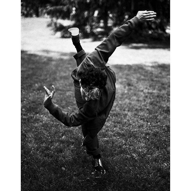 📸 @stefanipappasonline for @thelastmagazine ☀️ #dance #nyc #movement #fashion #filmphotography #jazz #jazzdance