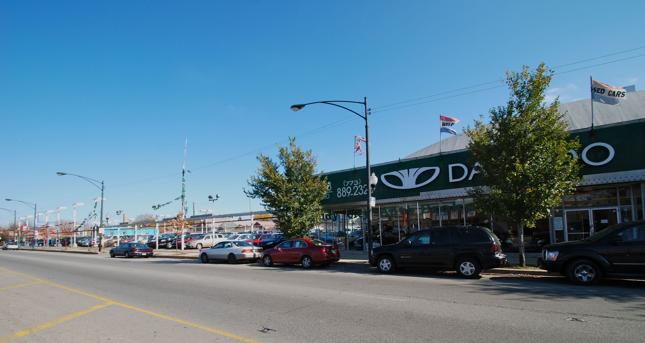 Auto Dealership sold for retail development