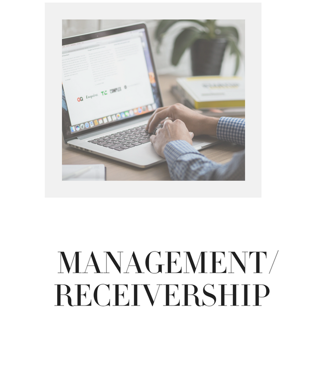 Property Management Receivership Real Estate Realtors