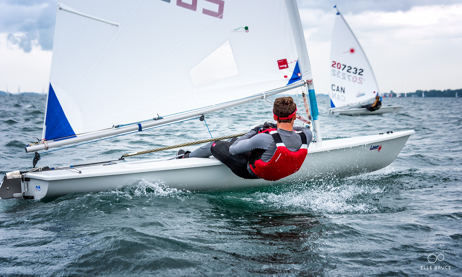 Elle Bruce -LIAM BRUCE - CORK Sail Canada Youth Champs - upwind between races - 20160816-6274-WM-1200.jpg