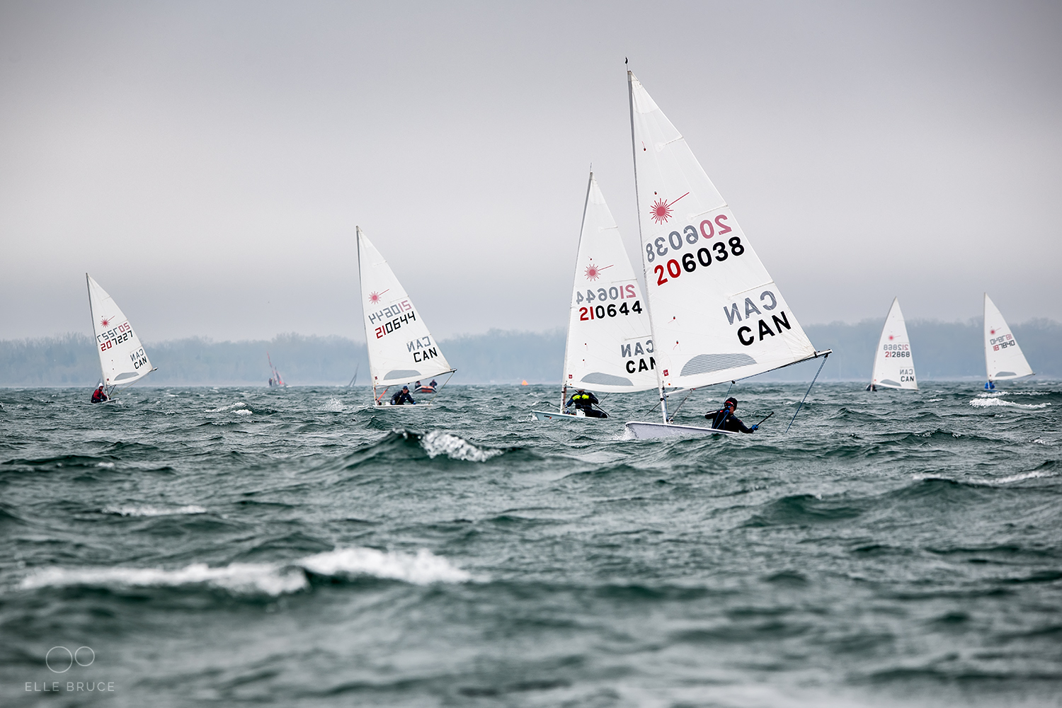 Elle Bruce -LIAM BRUCE - 2018 ICE BREAKER REGATTA - Day 1 - Wind and Waves -20180519-0803-WM-1500.jpg