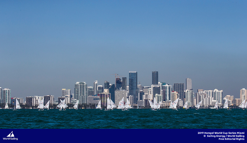Laser fleet downwind leg. My Ontario Sailing Teammate James Juhasz visible in the center of the photo.