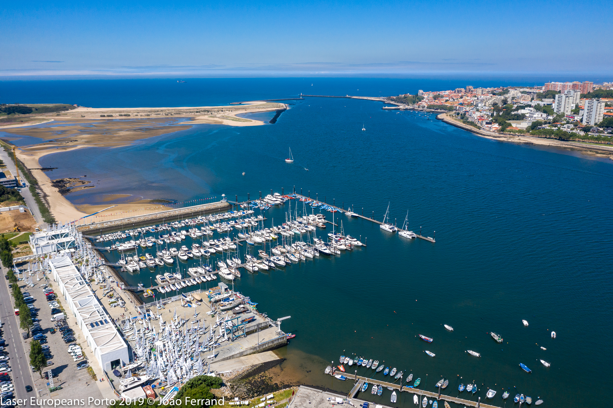 Duro Marina - host for the 2019 Laser European Championship
