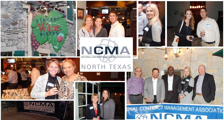 NOVEMBER 2016. NETWORKING AND CONTRACT CHANGE MANAGEMENT PANEL DISCUSSION. MCKINNEY, TX.