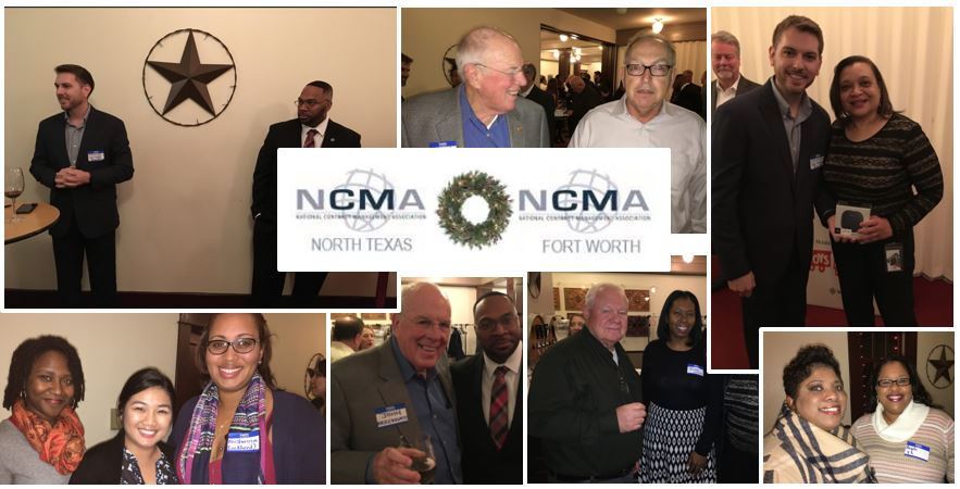 DEC 2018 NCMA NTX AND NCMA FT. WORTH COMBINED HOLIDAY PARTY AT MISSINA HOFF IN GRAPEVINE, TX