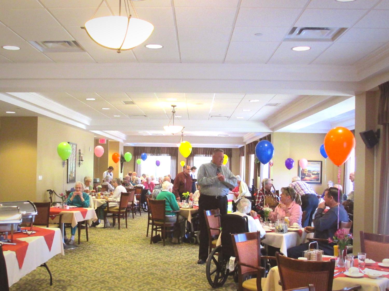 Granite Ridge 5th Birthday Celebration Lunch