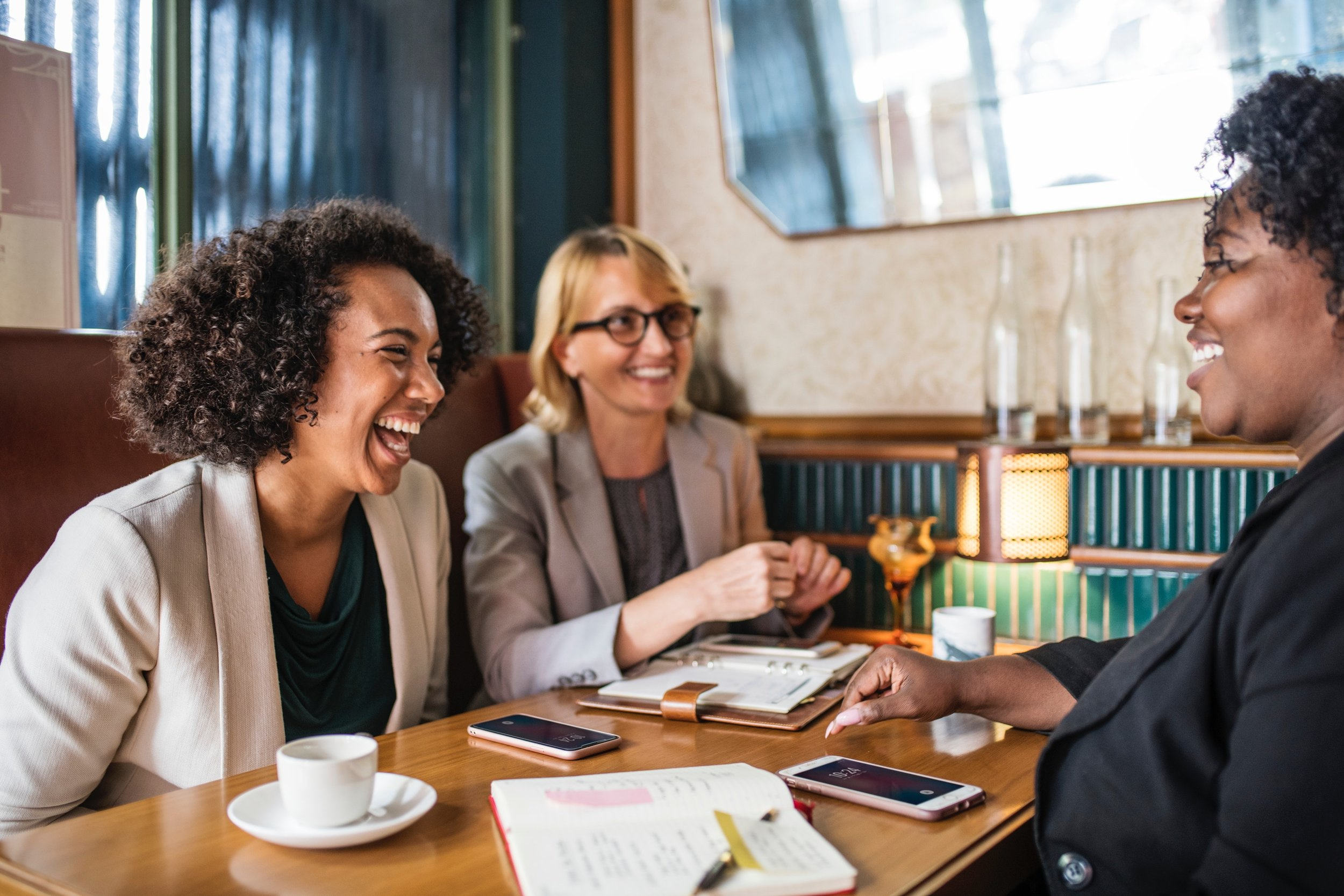 Connecting Diverse Employees With Inclusive Employers. - NEXT EVENT: FALL 2019