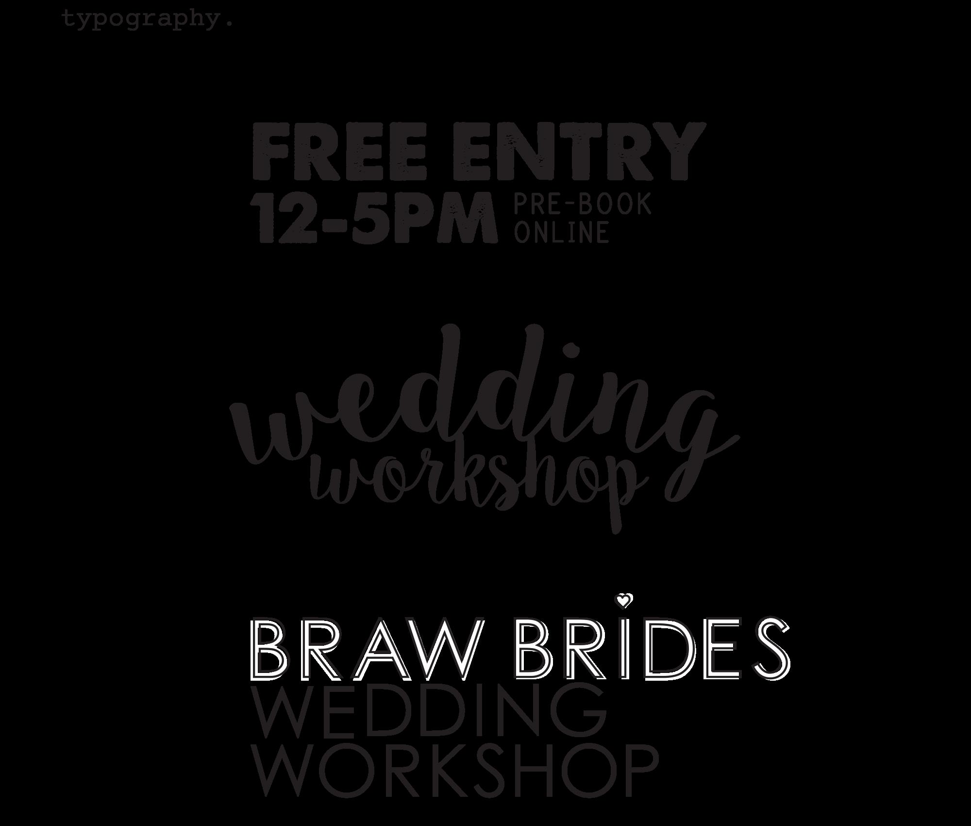 typography-graphic-design-glasgow-wedding-workshop-braw-brides-walnut-wasp