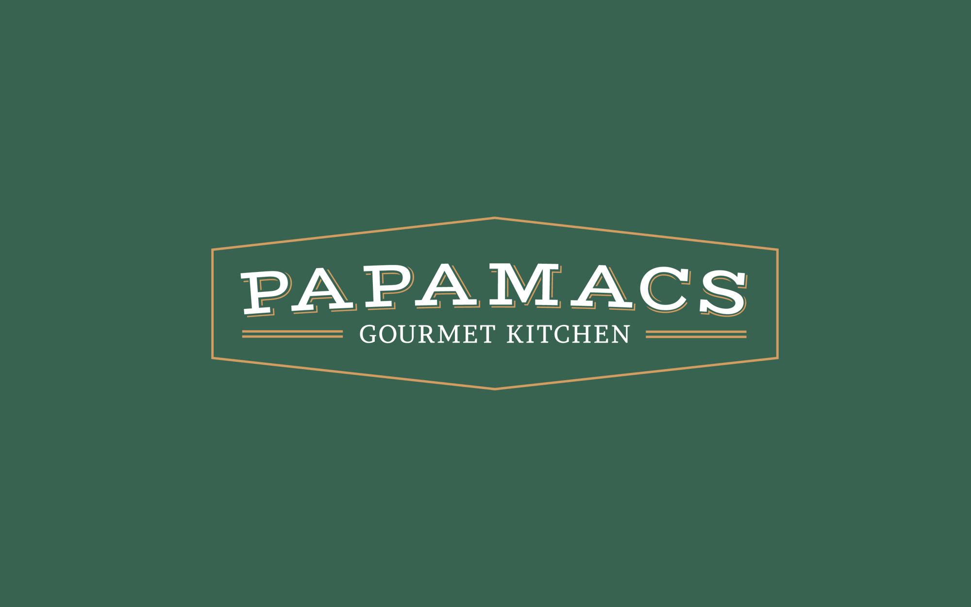 papamacs-gourmet-kitchen-logo-design-restaurant-glasgow