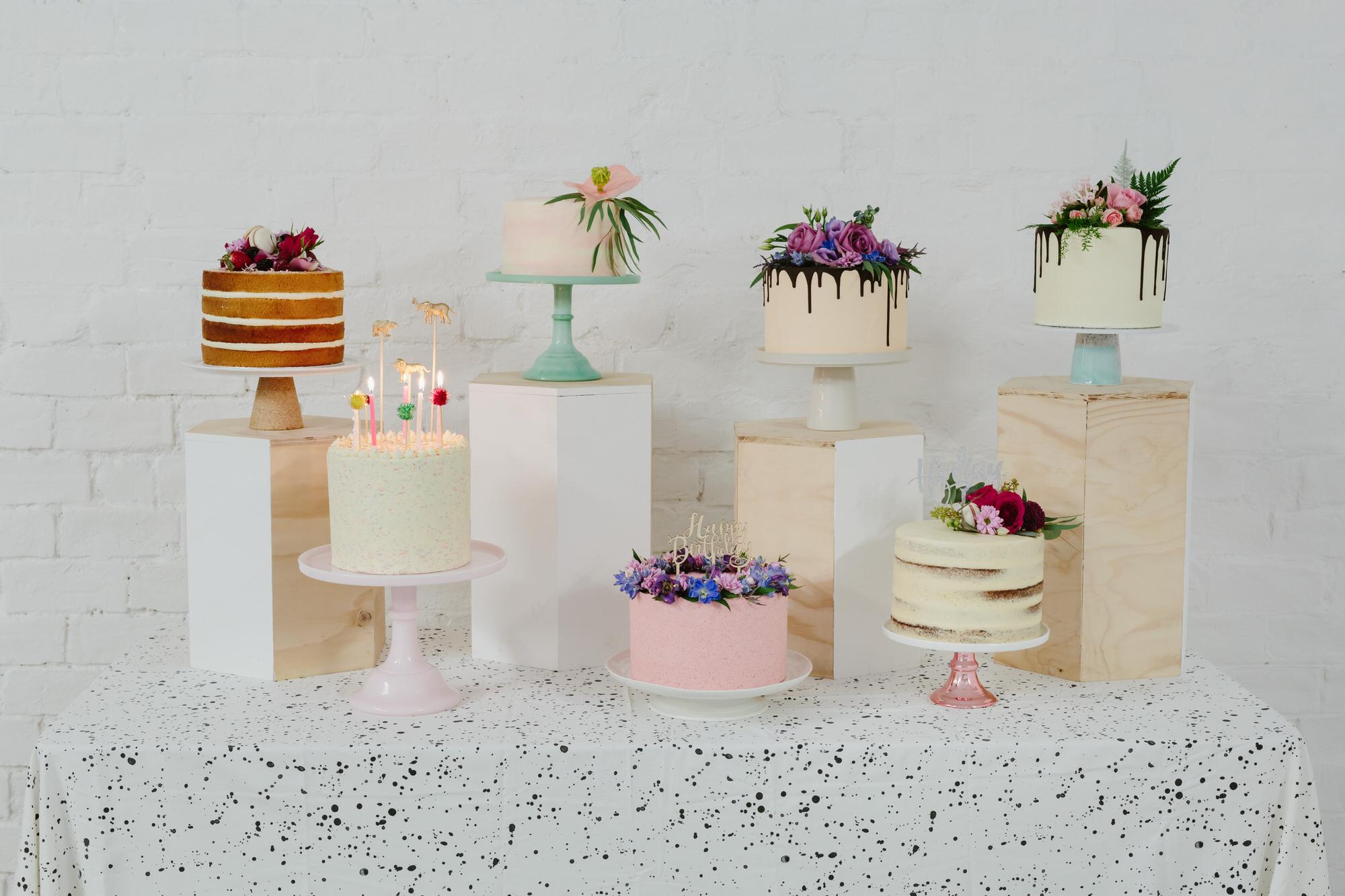 glasgow-food-photography-cake-table-celebration-cakes-big-bear-bakery
