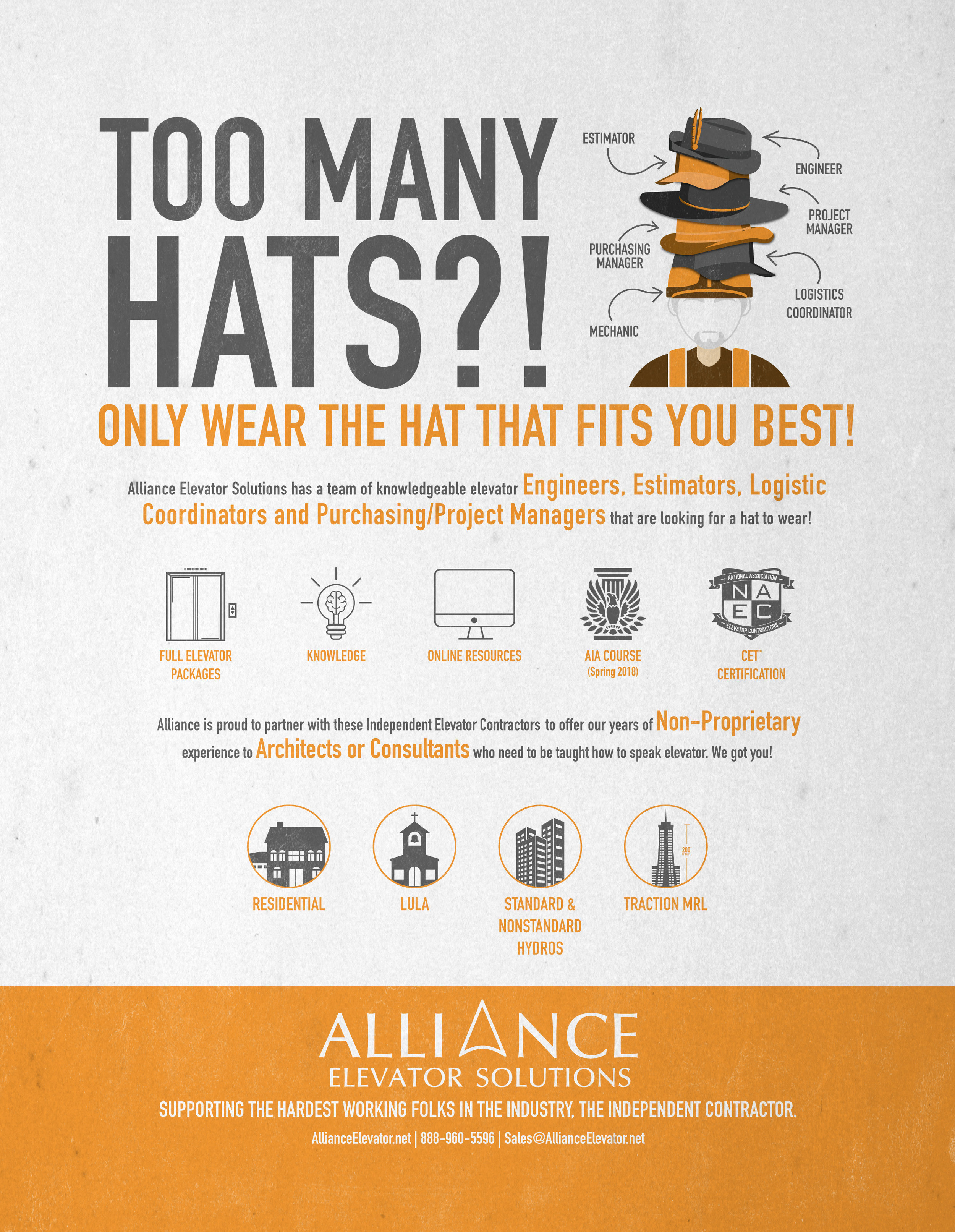 © ProArts Media - Alliance Elevator Solutions - 5 Hats.jpg