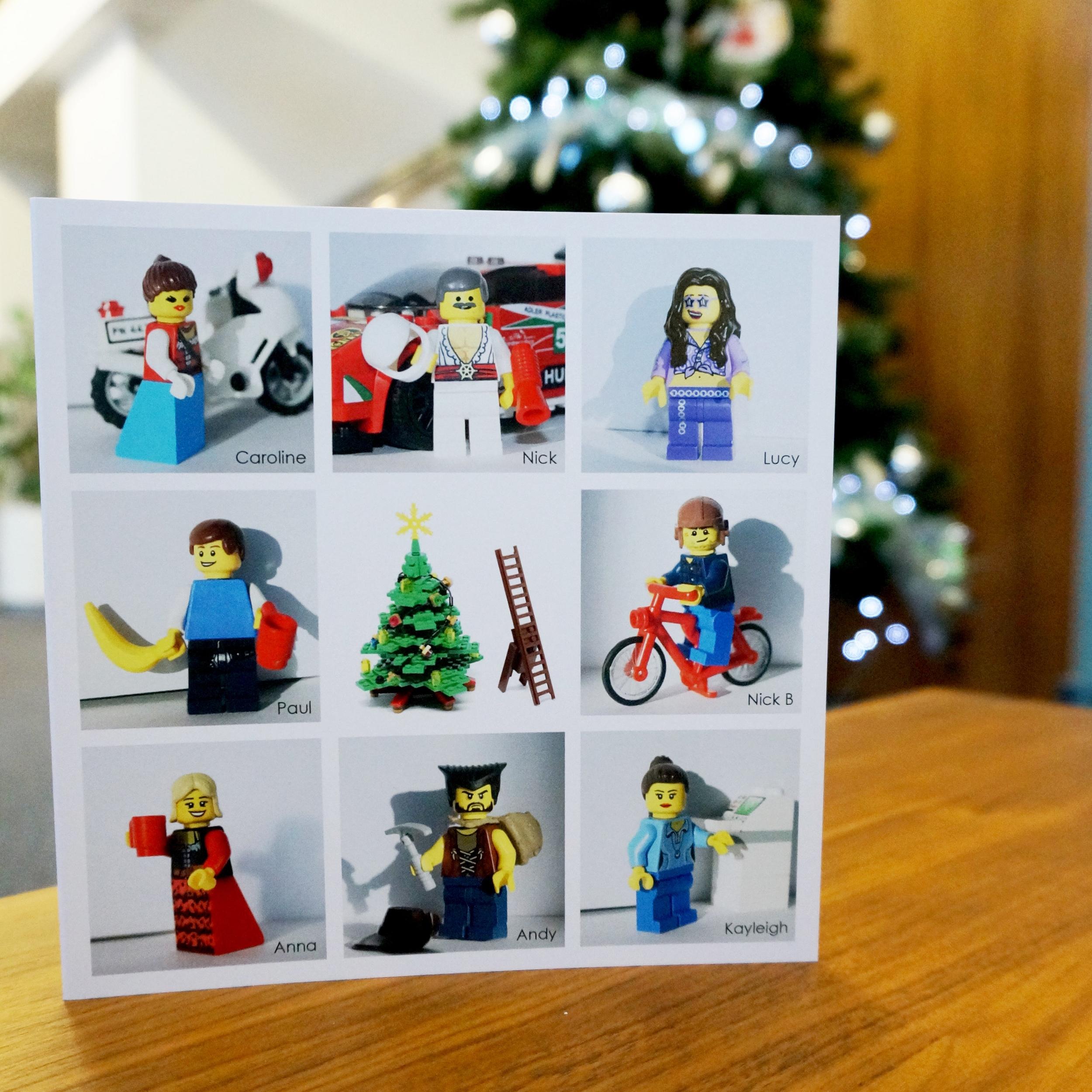 B+P Christmas Card 2017