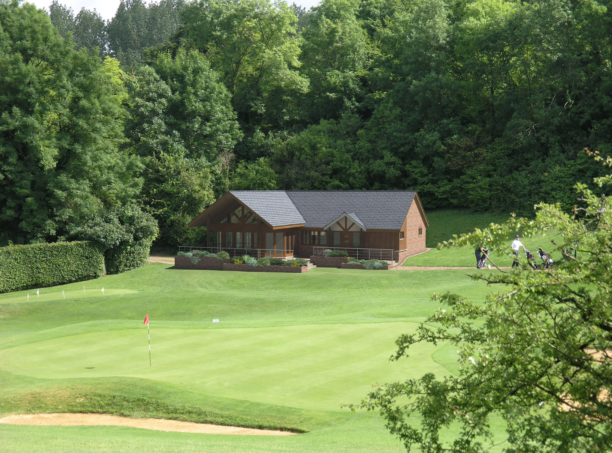 Leckford Estate Golf Club, Leckford