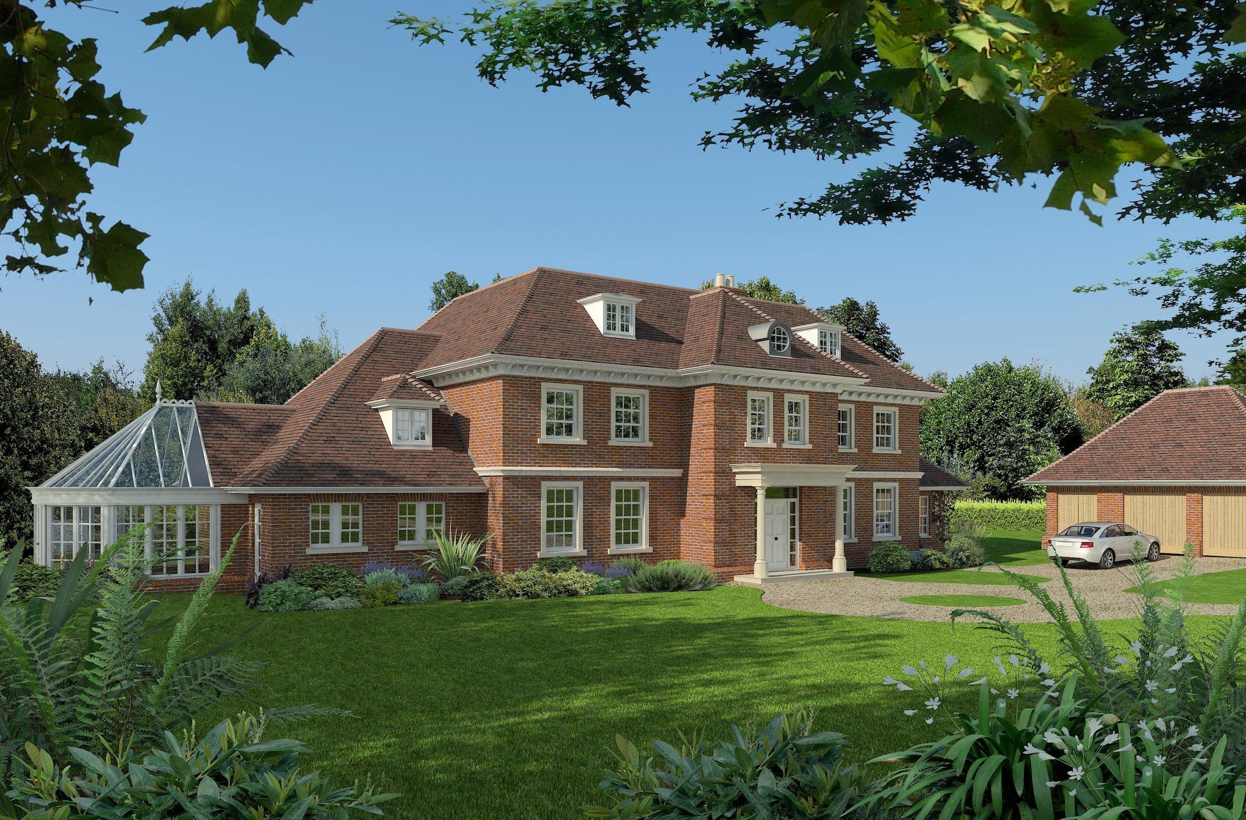 Woodlynne House, Alderbury