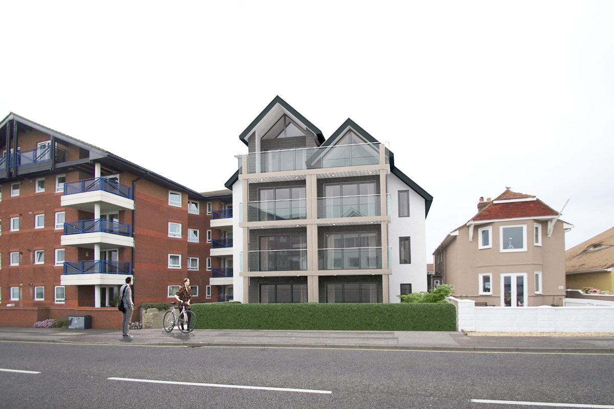 Marine Parade East, Lee-on-Solent