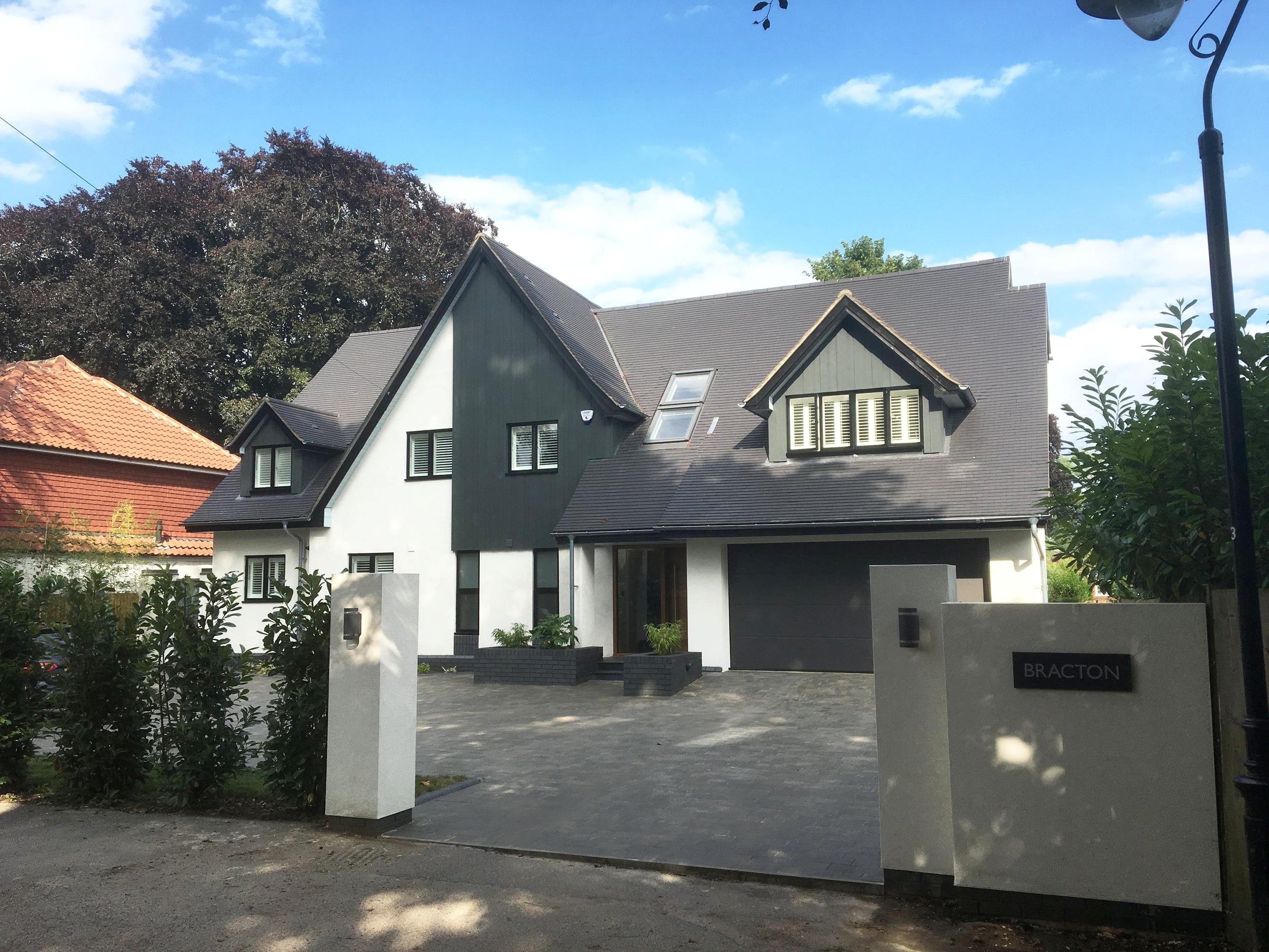 Bracton Cottage, Bray
