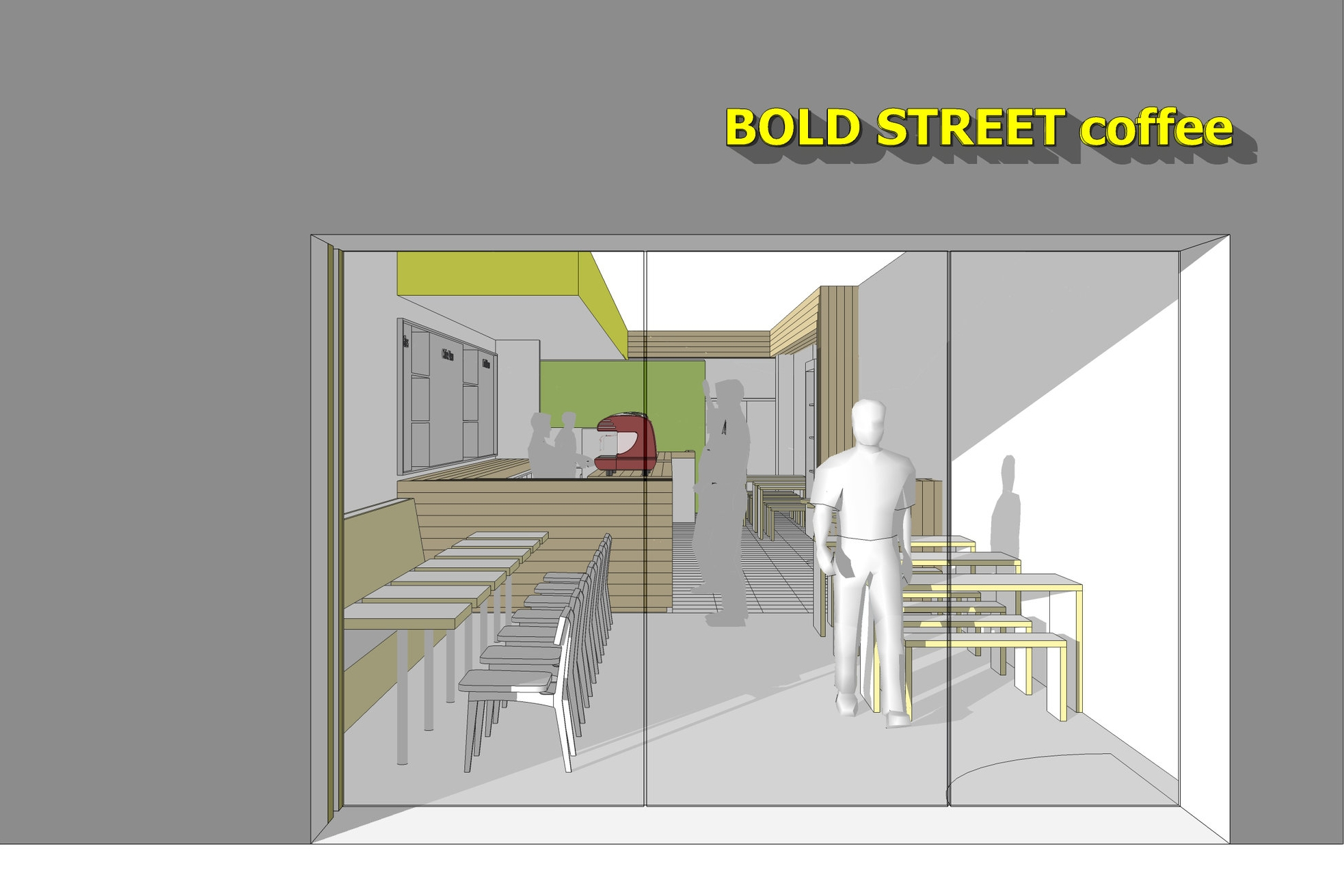 Bold Street Coffee, Liverpool