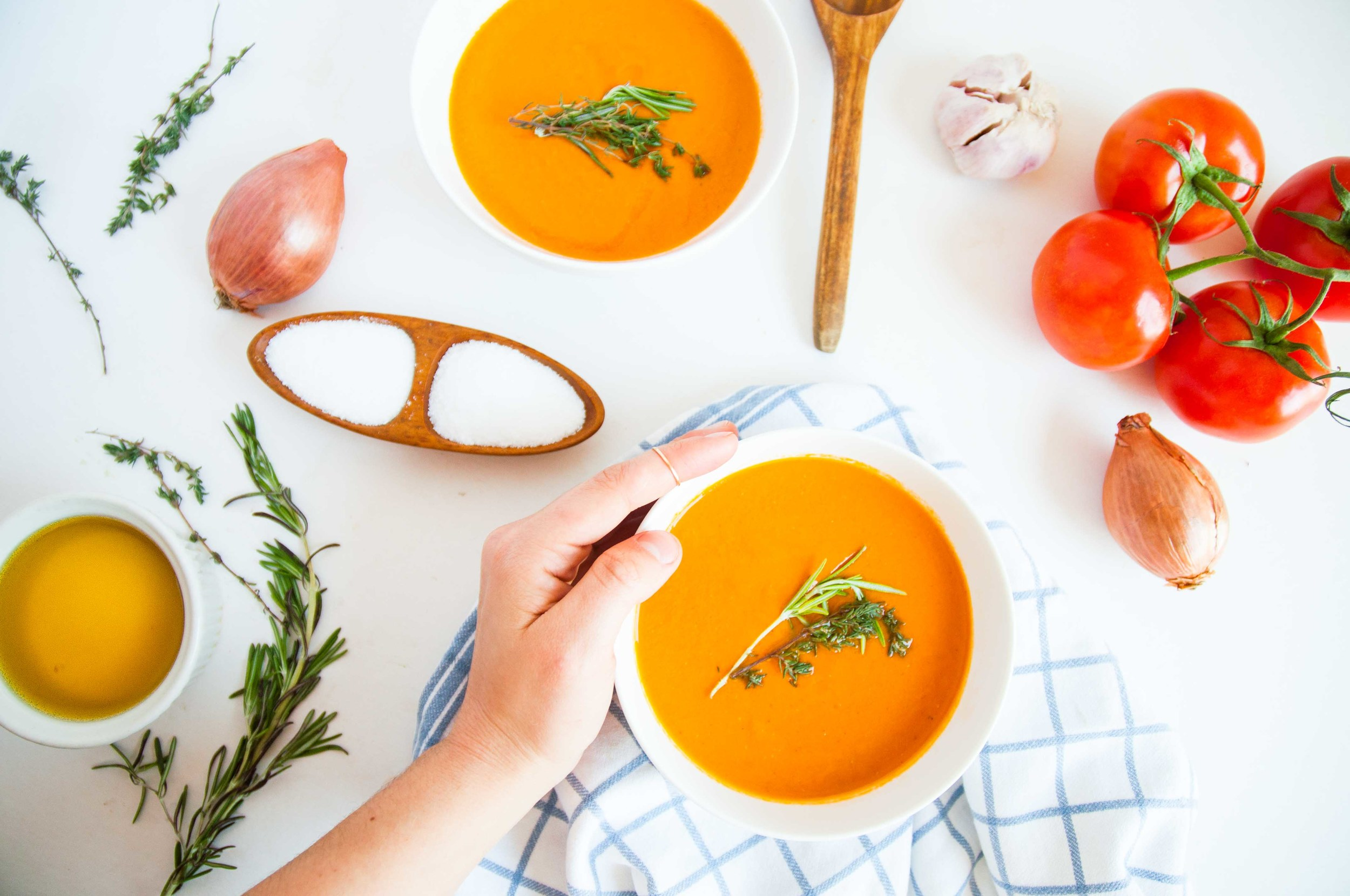 tomato-soup-fried-parsley