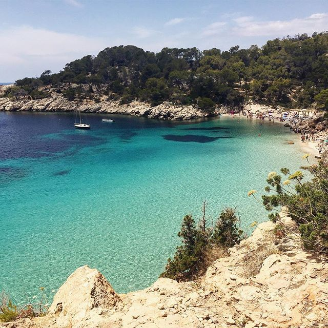 Ibiza beaches ❤️ #Ibiza #calasalada  #travel #wonderlust #travelphotography #travelblogger #traveller#travelpictures_world #travelersnotebook #traveling #travels #ocean #photography #travelphotography #carribeansea #carribeanstyle #southamerica #beach  #beachlife  #travelgram #exotic #palmtrees  #instatravel #paradise #worldtraveler #worldtravel #worldphotography