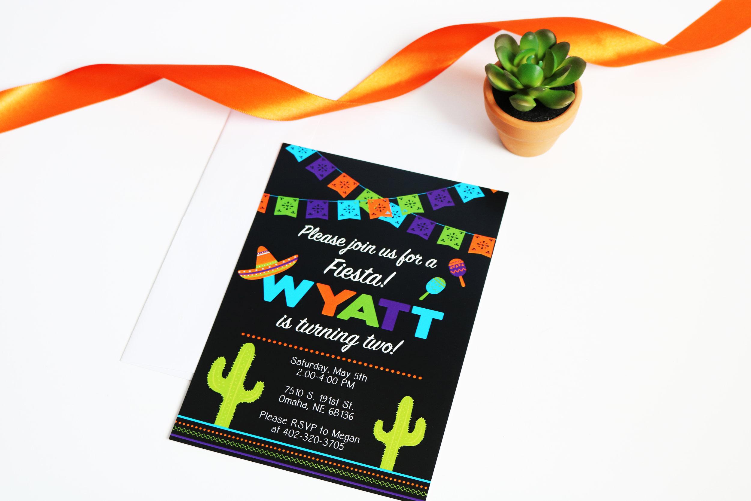 WYATT | 2ND BIRTHDAY