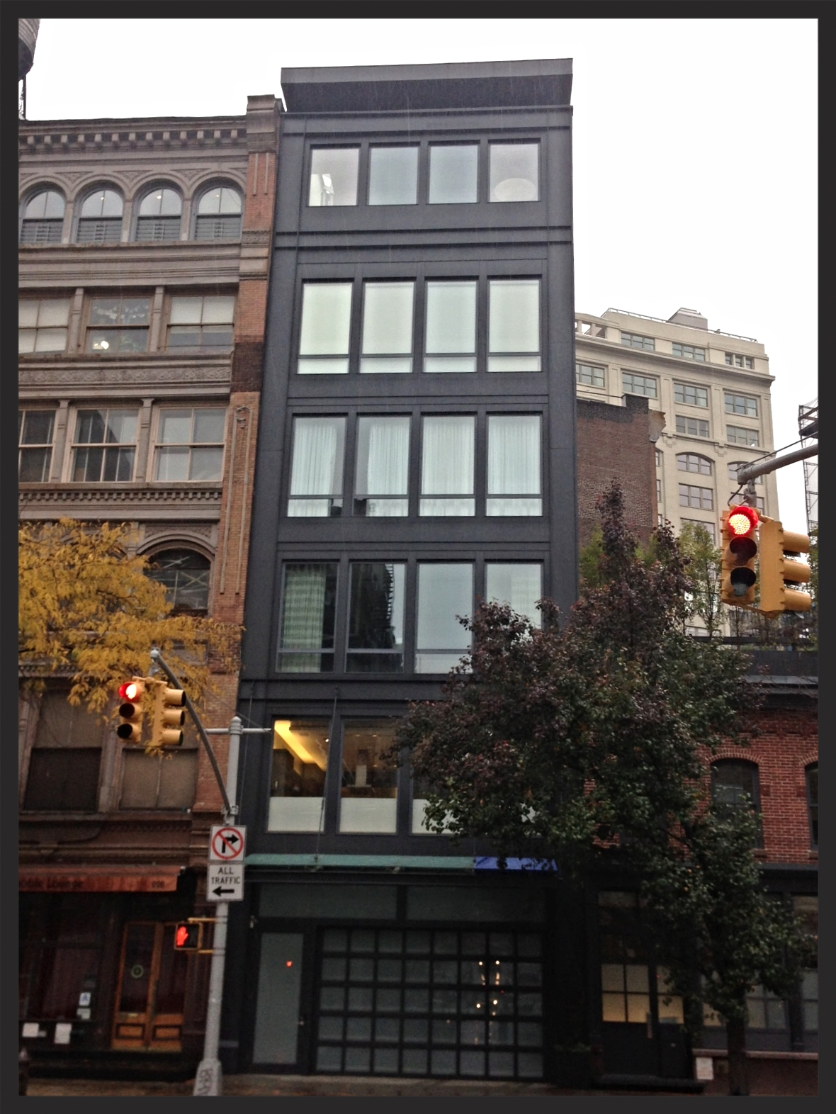 Residential Building - W. Broadway