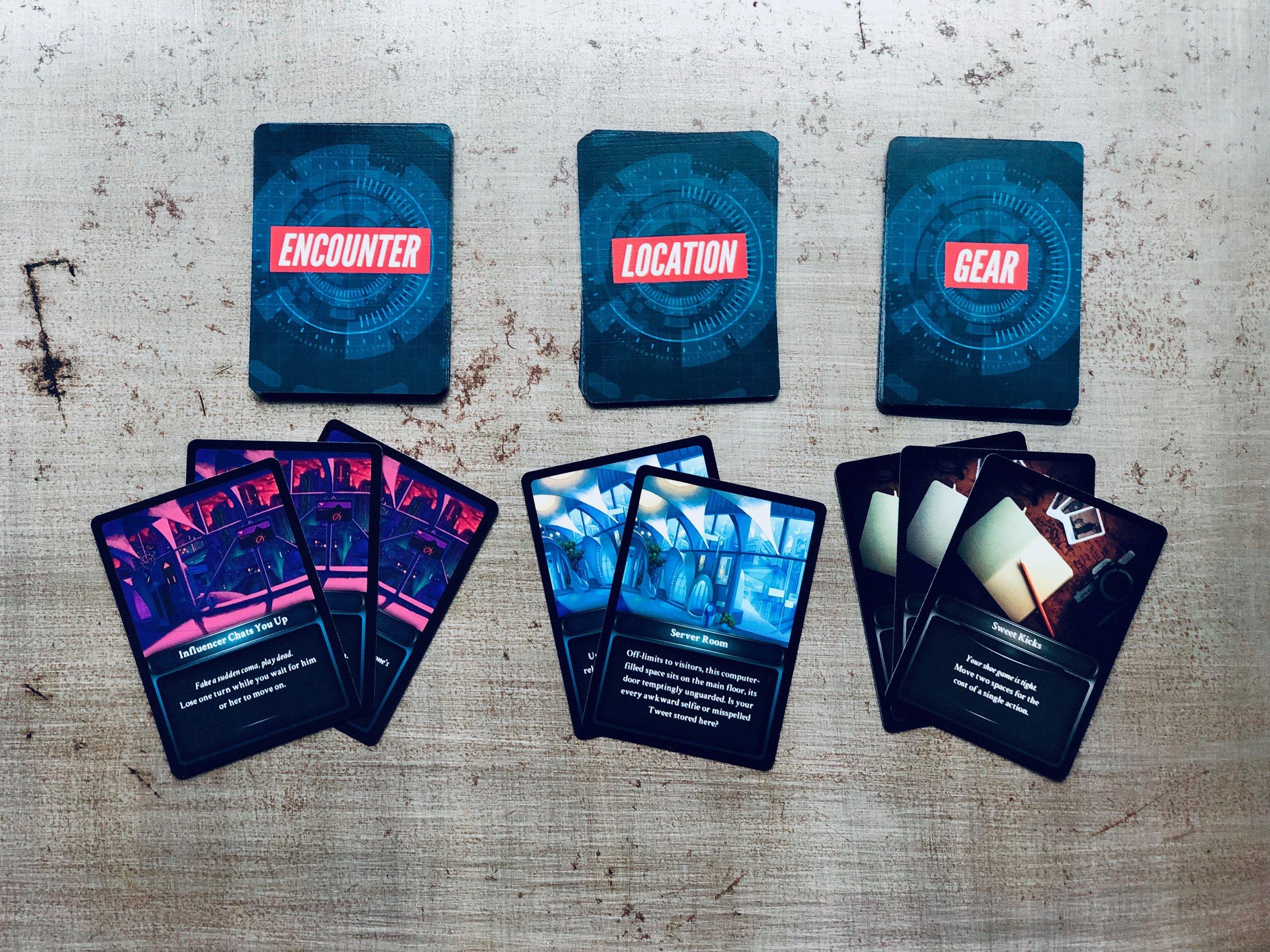 Poker-size cards