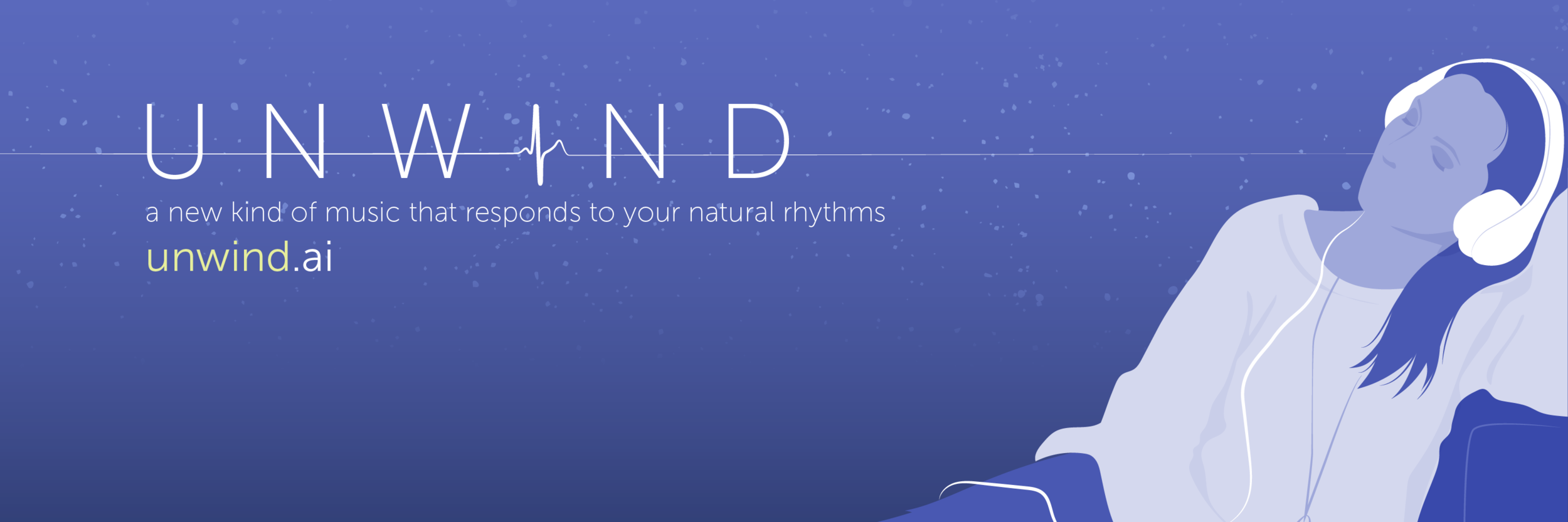 unwind.ai - personalized music designed to help you relax before sleep - Free - Sync Project