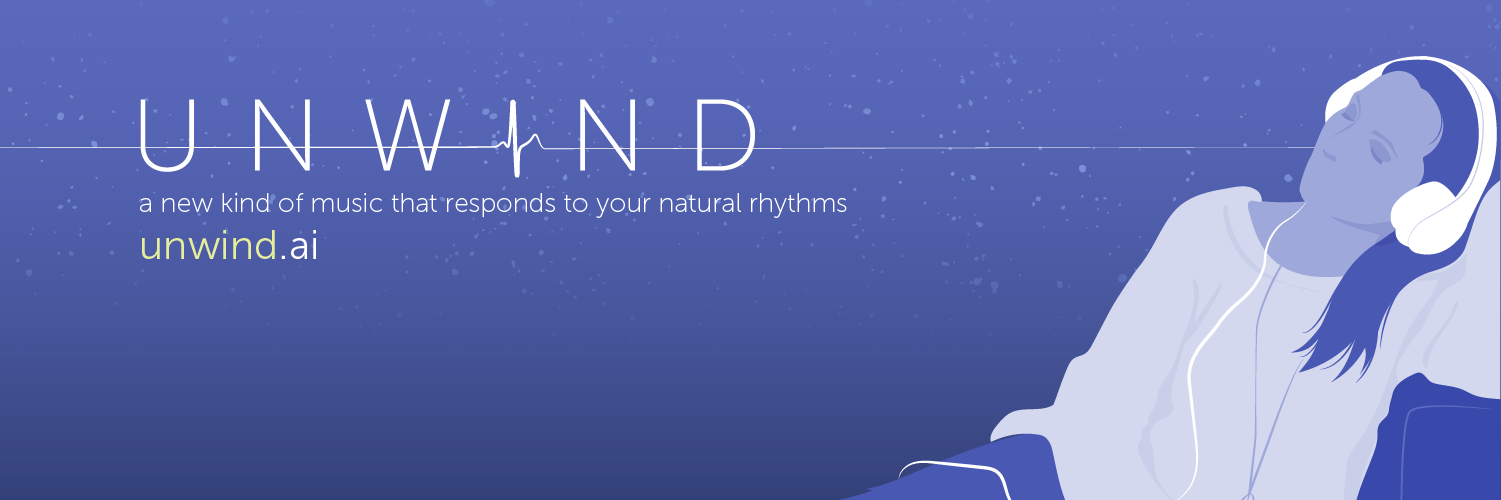 Try  unwind.ai , personalized music for relaxation designed to help relax before sleep, featuring exclusive music from Marconi Union