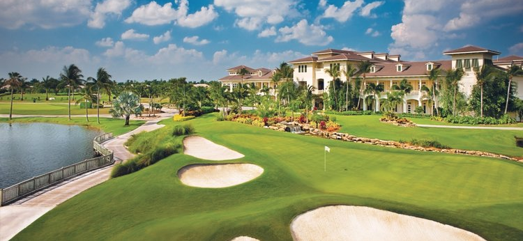 Visit Royal Palm - Being one of the most exclusive and luxurious communities in Boca Raton, Royal Palm allows residents to live in style, and right across from the world-renown Boca Raton Resort & Club. This private, invitation-only club offers both luxury waterfront estate homes with direct ocean access, and golf course homes amongst the lush green landscapes.