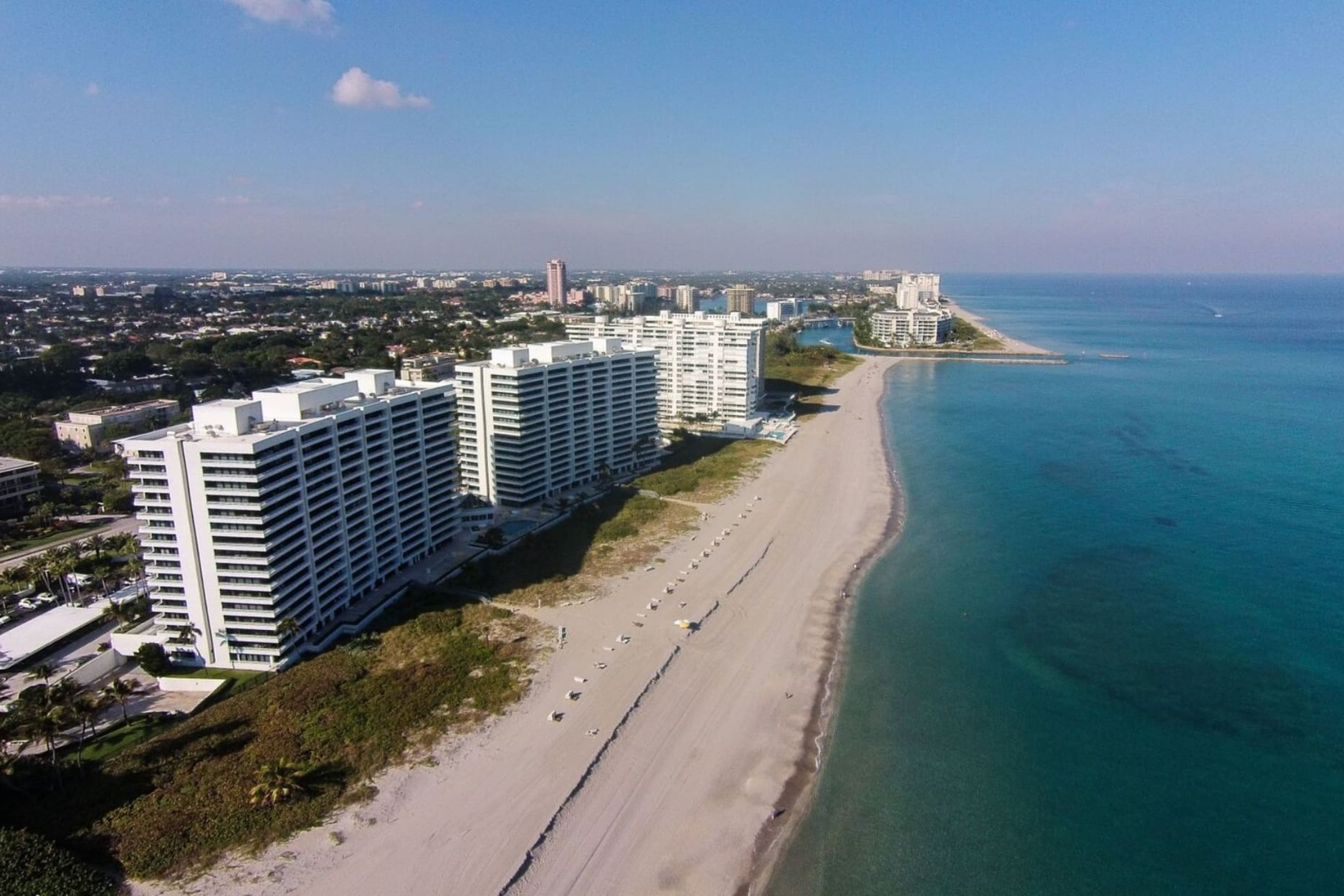 Oceanfront Condominiums -