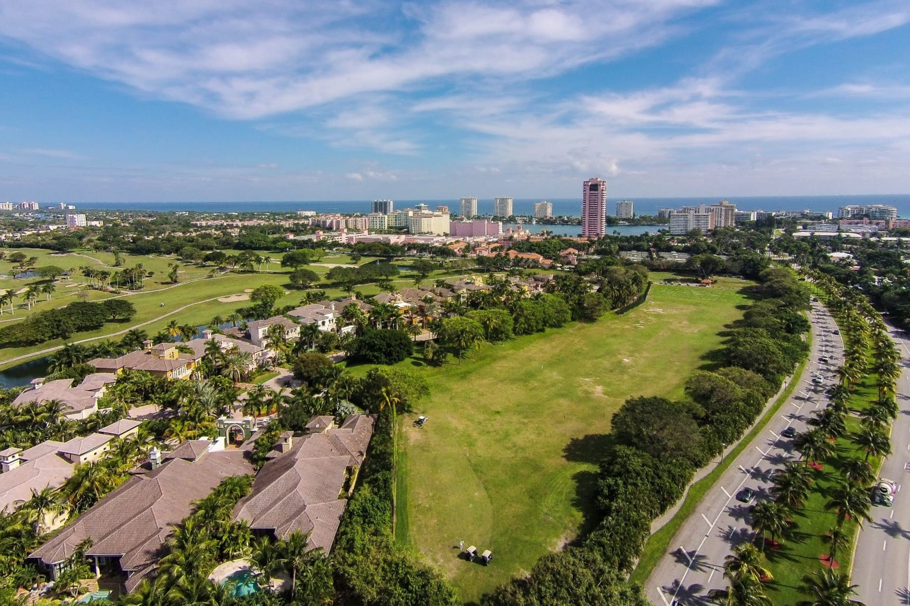Golf Estates at th Boca Raton Resort -